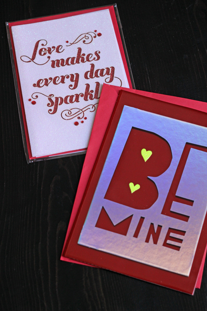Put Your Heart to Paper with Hallmark - Valentine's will be here in just a few weeks. Have you planned a way to put your heart to paper?