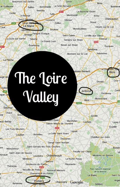 Our European Vacation: The Loire Valley