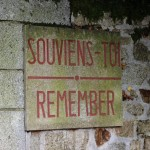 remember oradour sign lifeasmom