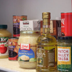 Eat From Your Pantry to Save Money