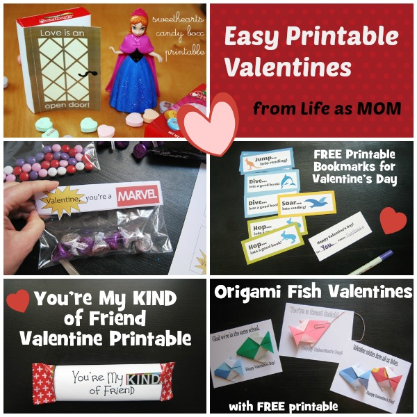 graphic relating to Printable Valentines Bookmarks referred to as Do-it-yourself Printable Valentines
