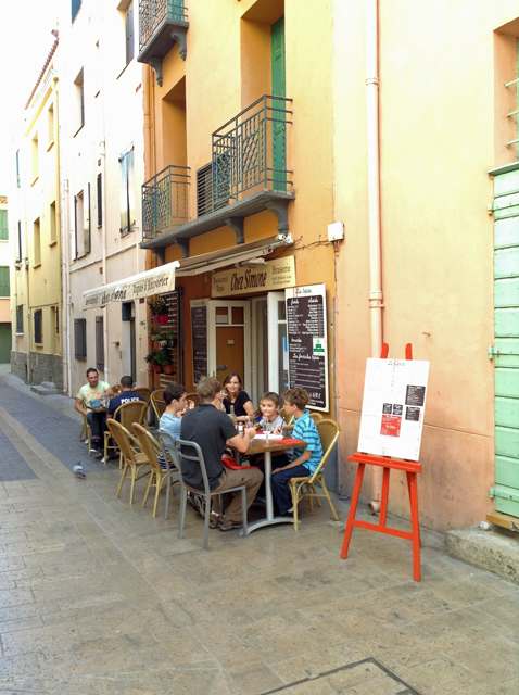 Our European Vacation: Collioure