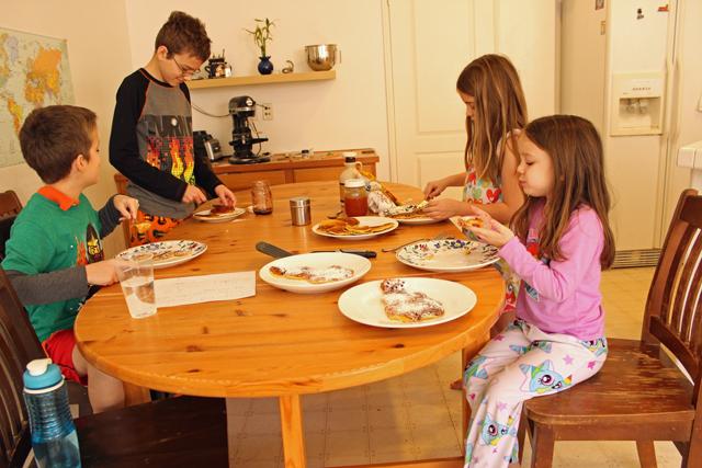 pancakes pantry challenge