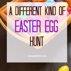 A Different Kind of Easter Egg Hunt
