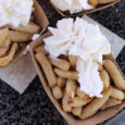 Legoland on a Budget apple fries