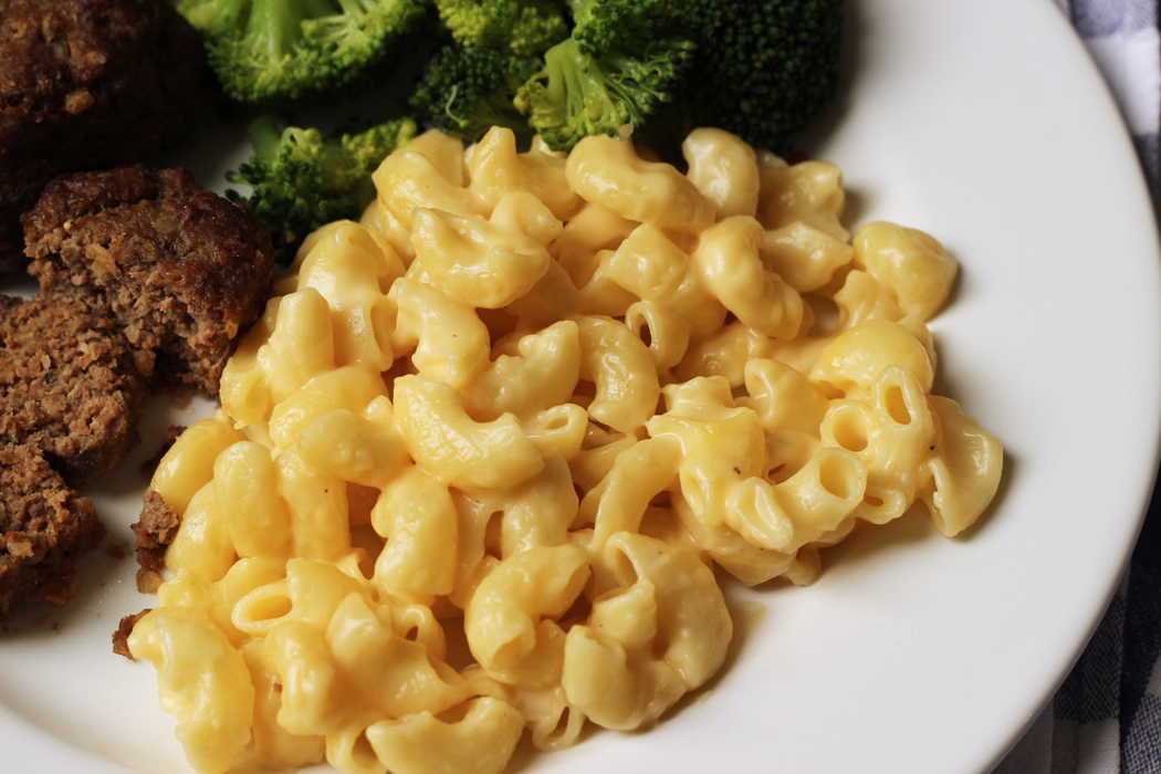 Stovetop Mac and Cheese | Life as Mom