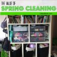 Value of Spring Cleaning