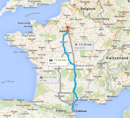 Our European Vacation: The Road to Paris | LifeasMOM.com