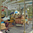 paris carrousel with fishchick