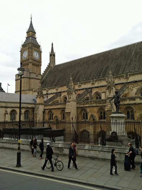 Our European Vacation: London and Home Again