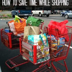 save time while shopping