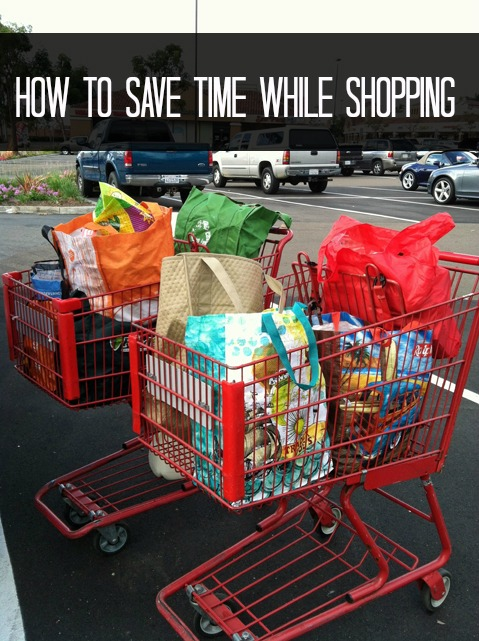 How to Save Time While Shopping