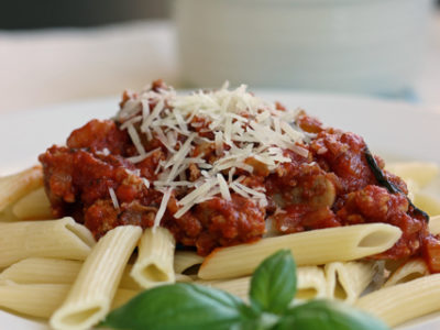 Quick Dinner Ideas pasta