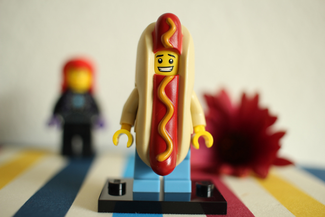 lego hot dog man