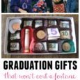 Graduation Gifts that Won't Cost a Fortune