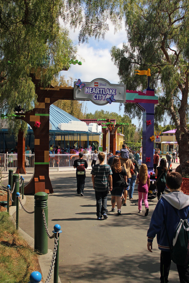 The New Heartlake City at Legoland California   Life as MOM