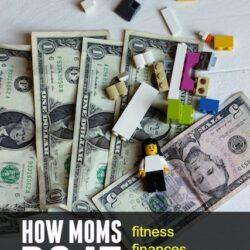 How Moms Do Finances