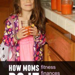How Moms Do: Nutrition