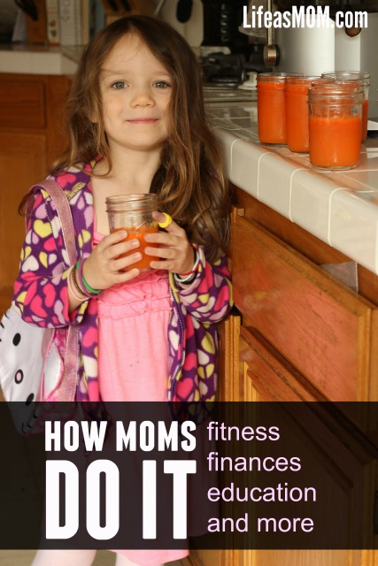 How Moms Do: Nutrition | Life as MOM