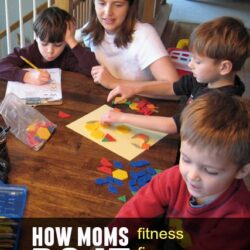 How Moms Do: School