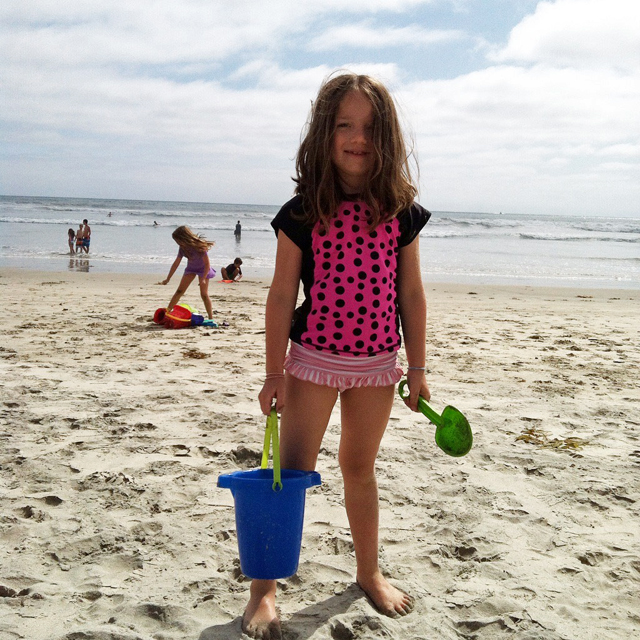The Weekly Ramble | Life as MOM: night waking, bad backs, time budgets, and learning to swim.