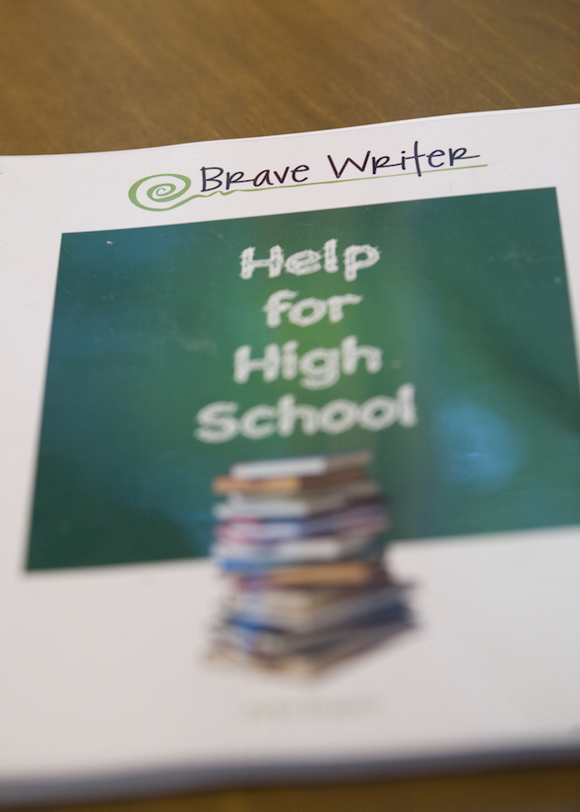 Brave Writer: Help for High School | Life as Mom