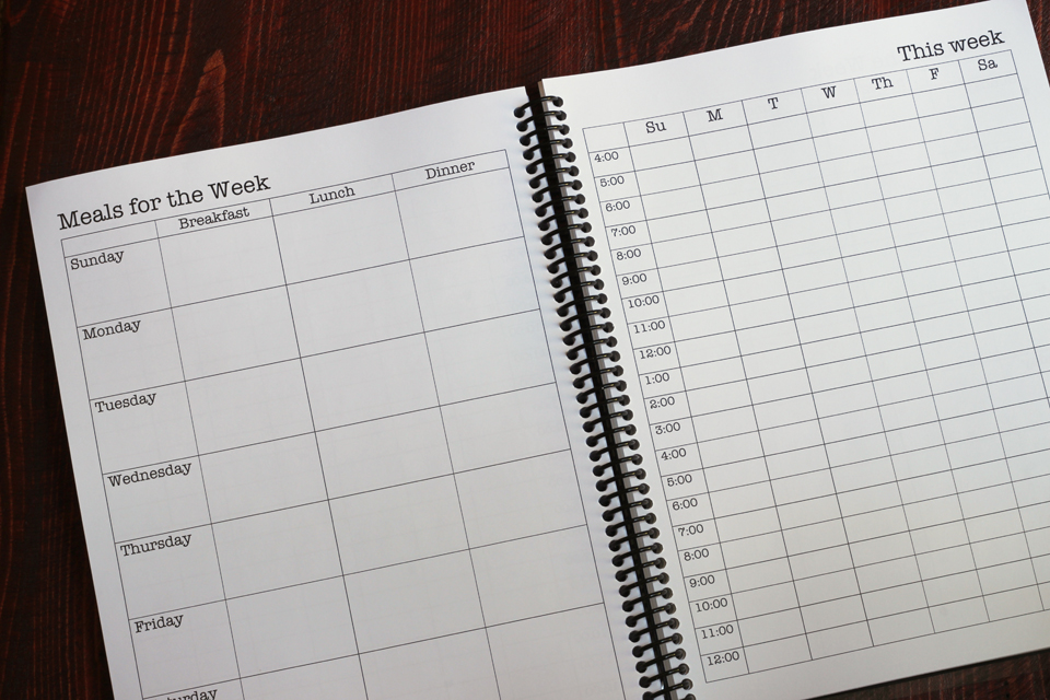 A Personalized Planner: Why You Need One