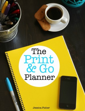 Print & Go Planner