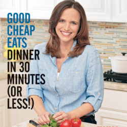 30 Minute Meals, aka My New Cookbook