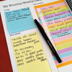 Organize Your Life to Save Money and Stress