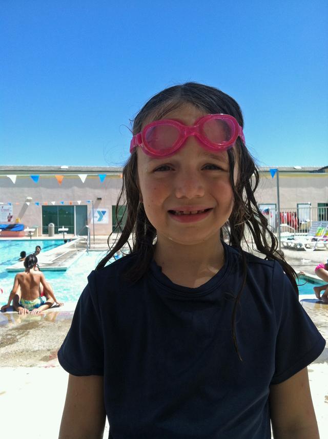 swimming pool copy