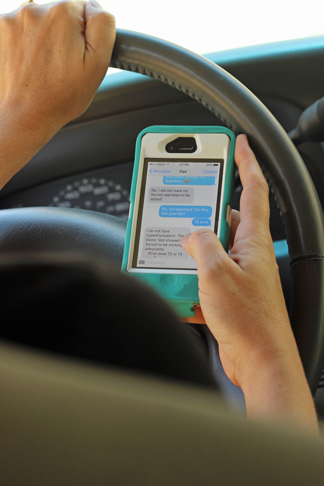 Texting While Driving: Why & How To Stop