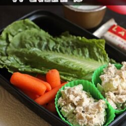 Wraps - More Lunchbox Ideas from Life as Mom