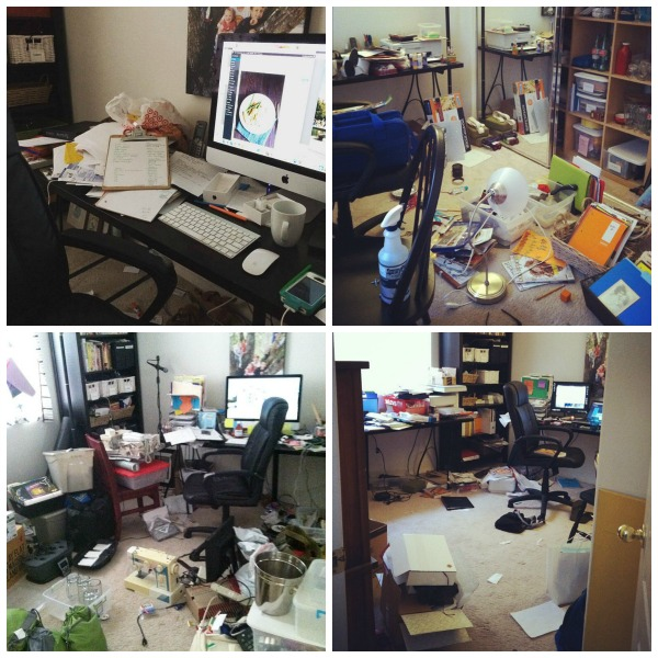 Messy Office: Organizing Tips For A Home Office