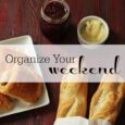 Organize Your Weekend featured