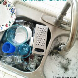 Organizing Household Chores