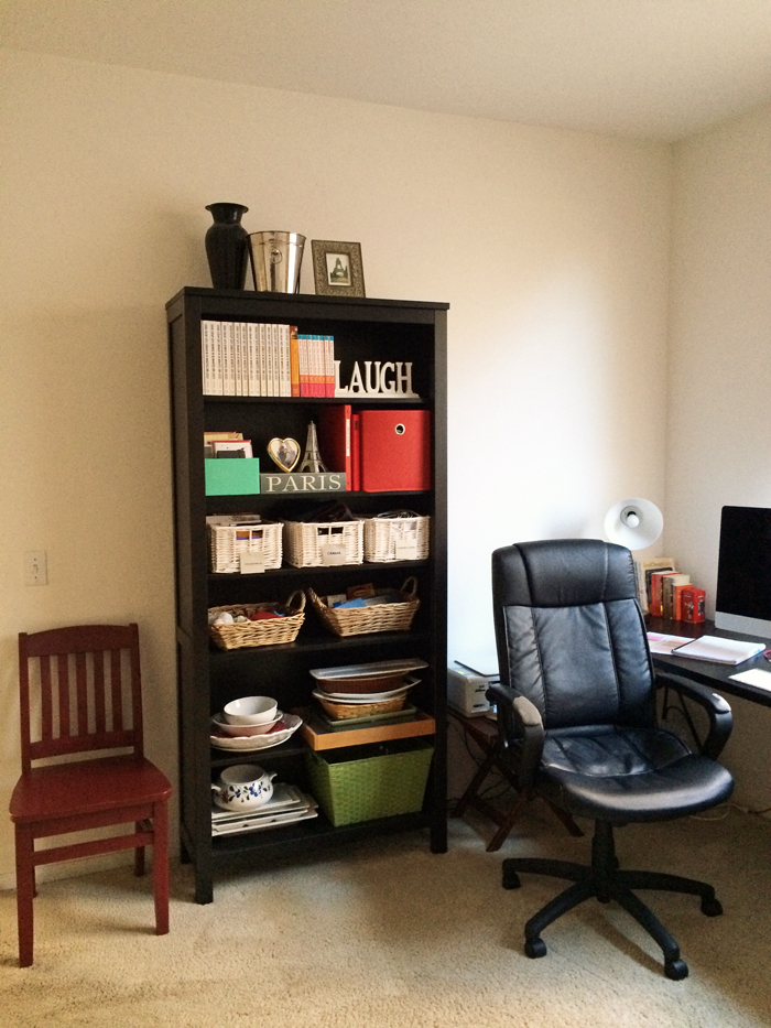 Organizing Tips for a Home Office | Life as Mom