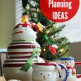 Christmas Planning Ideas