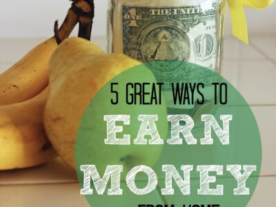 Earn Money from Home FEAT