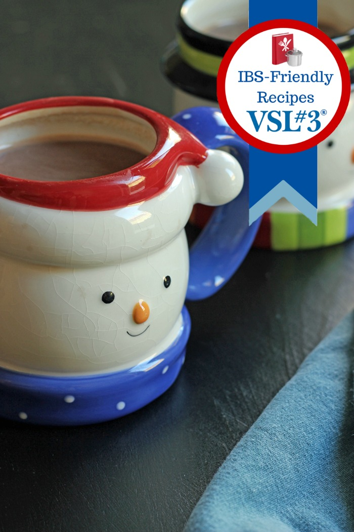 Italian Style Hot Chocolate and Help for IBS   Life as Mom
