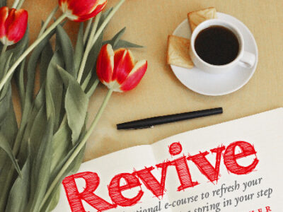 The Revive 30-Day Challenge – Begins March 1st