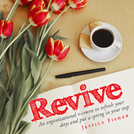 The Revive 30-Day Challenge – COMING SOON