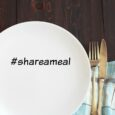 Share a Meal Plate Selfie