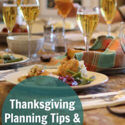 Thanksgiving Planning Tips & Printables