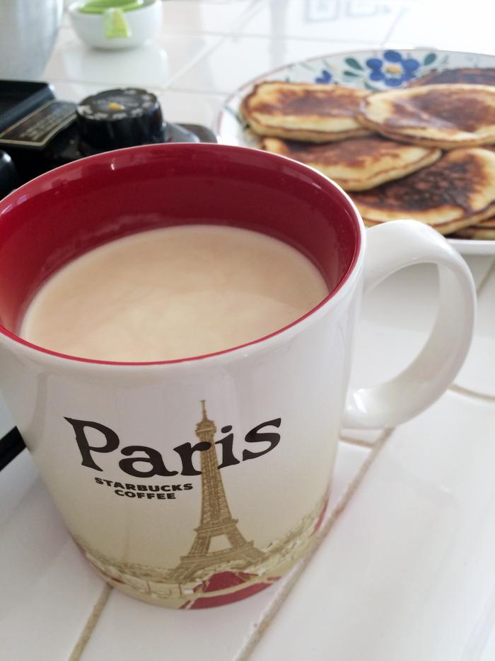 paris and burnt pancakes