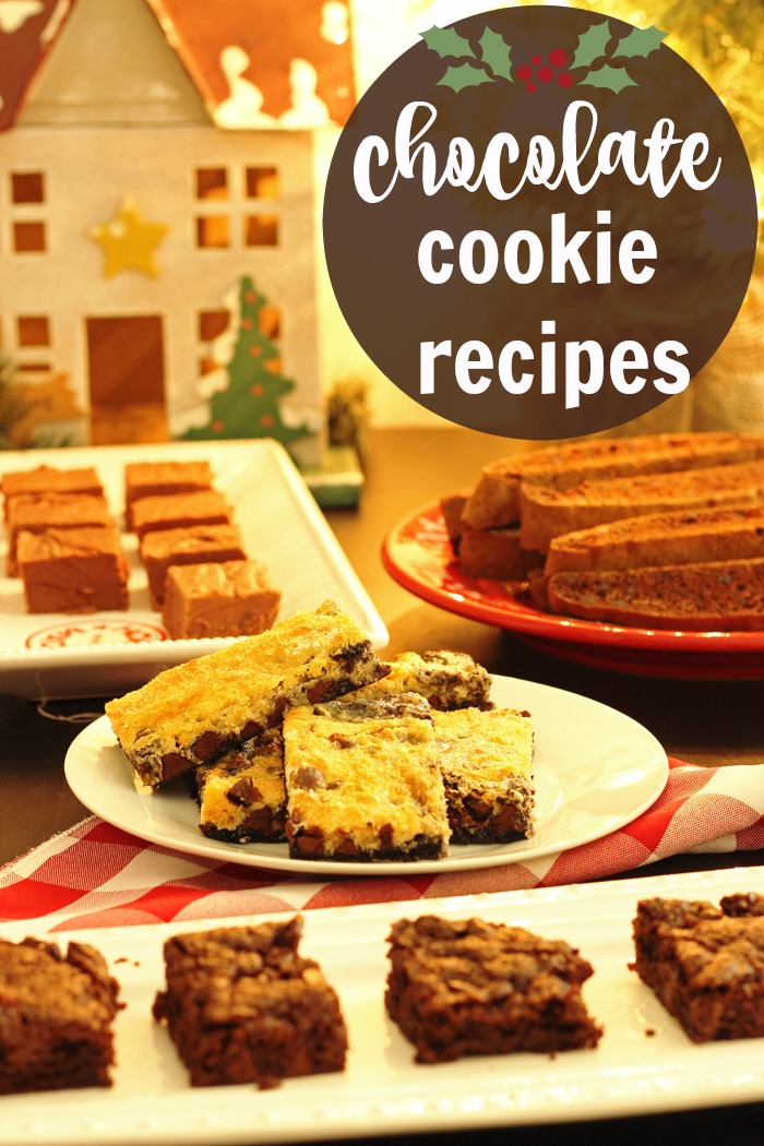 Chocolate Cookie Recipes | Life as Mom