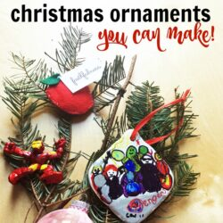 Christmas Ornaments You Can Make