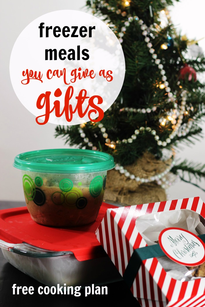 Freezer Meals You Can Give as Gifts | Life as Mom