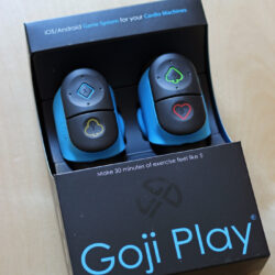 Getting Fit with Goji Play 2