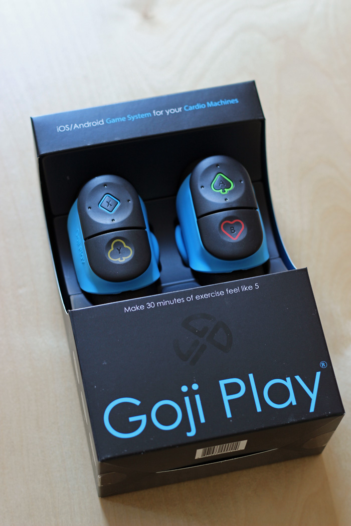 Getting Fit with Goji Play 2 | Life as Mom